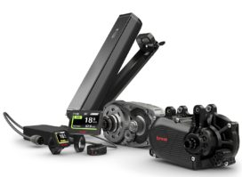 Brose Turns to Deliveries of Complete Drive Systems Including Batteries and Displays