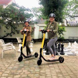 電動滑板車將納入規範