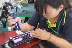 開始於越南生產電動自行車電池