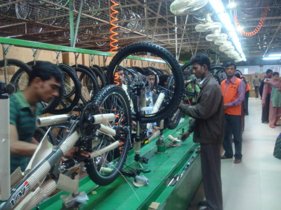 China Accused of Using Free Trade Routes for Cheap Bike Export to India
