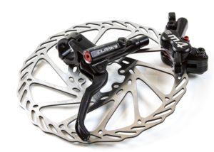 At Eurobike Clarks presents its new 4 piston hydraulic brake M4.