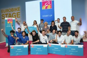 Eurobike Dedicates Entire Day and Special Area To Start-Ups