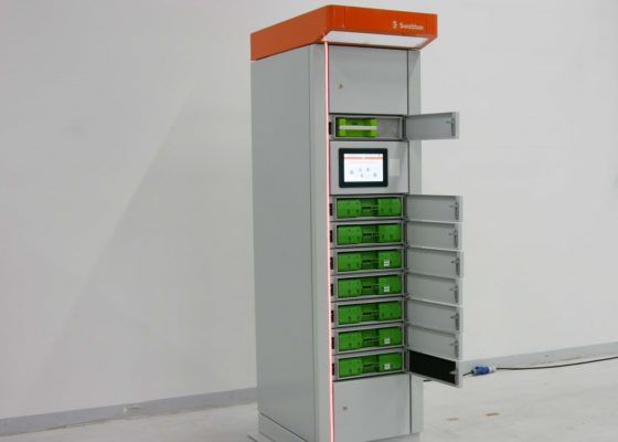 GreenPack Starts Production of Battery Sharing System for LEVs