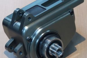 COMP Drives Presents E-Road Motor System on