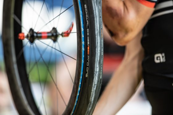 Schwalbe Pro One Brings More Suppleness