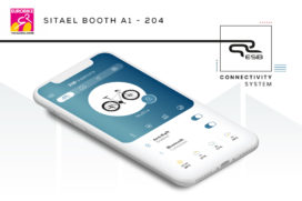 SITAEL upgraded Connectivity presented at Eurobike
