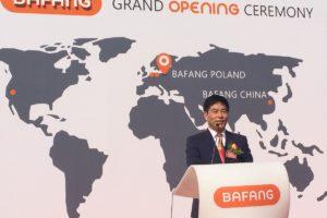 Bafang在波蘭新建製造廠