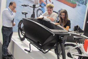 Eurobike主辦單位指出參觀者數量增加7%