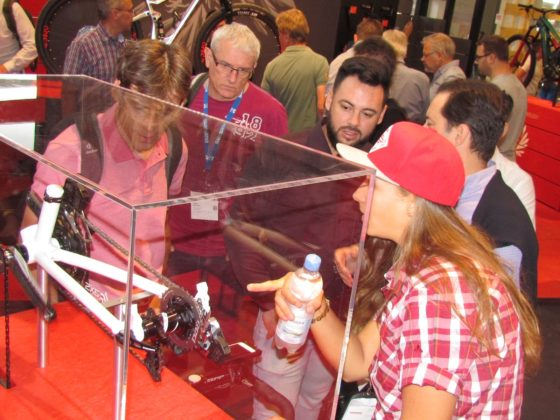 Eurobike Transforms from Dealer to Industry Show (video)