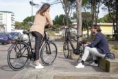 Back in town after holidays? Ride a Devron Europe's city or folding bike