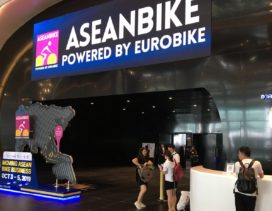 泰國Aseanbike首次登場