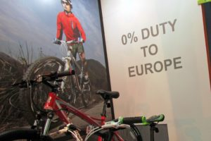Cambodians Threaten to Relocate Bicycle Production to Neighboring Countries