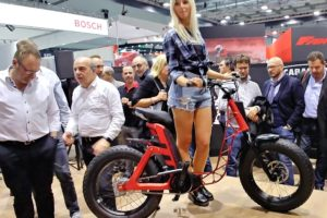Growing Importance of E-Bikes at EICMA 2019