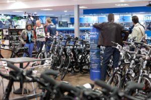 荷蘭電動自行車持續熱銷