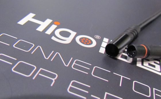Higo Designs Compact 6-Pole Connector for E-Bike Displays