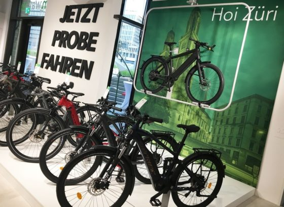 Migros Sells Retail Chain M-Way to Swiss E-Mobility Group