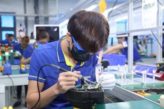 Motinova's New Vietnam Production Facility Aims for 100,000 Units Annually (Video)