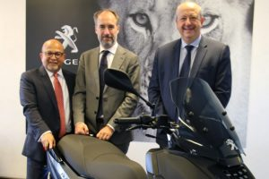 Peugeot Motocycle To Be Wholly Owned by Indian M&M Group