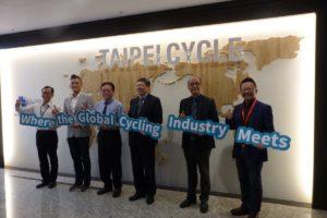 台灣自行車產業邁入新時代