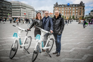Sitael launches Vaimoo; the new vehicle sharing platform chosen by Copenhagen