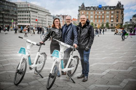 Sitael launches Vaimoo; the new vehicle sharing platform chosen by Copenhagen
