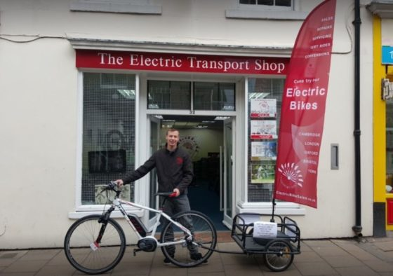UK E-bike Independent Pioneers Adapt to Survive