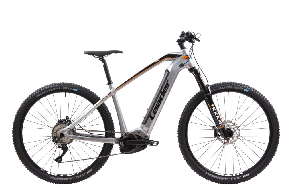 LEADER 96: ready with 2022 e-bike collection